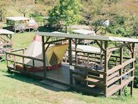 パディントンベア・キャンプグラウンド(さがみ湖リゾート プレジャーフォレスト)