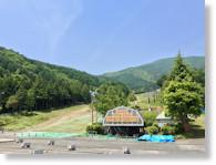 長野・伊那きのこ王国キャンプ場