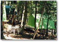 長崎県民の森キャンプ場