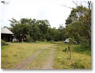 鉄山キャンプ場