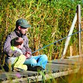 河口湖バス釣りセット